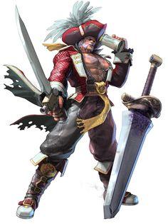 Cervantes - Characters & Art - SoulCalibur V