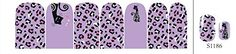 Decal Water Transfer Manicure Nail Art Stickers Tips Christmas Decoration S1186 Nail Sticker Tattoo - FashionDancing **…