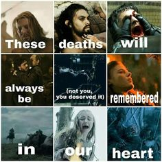 Game of Thrones. These deaths will always be remembered in our heart. Not you Ra - Koala Funny - Game of Thrones. These deaths will always be remembered in our heart. Not you Ra Koala Funny Funny Koala meme Ned Stark, Khal Drogo, Arte Game Of Thrones, Game Of Thrones Meme, Game Of Thrones Joffrey, Winter Is Here, Winter Is Coming, Got Memes, Funny Memes