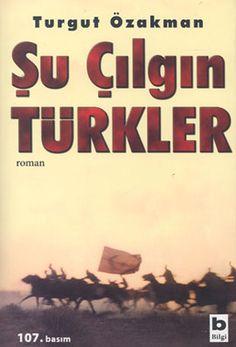 su cilgin turkler - turgut ozakman - bilgi yayinevi www.idefix.com/... #kitap
