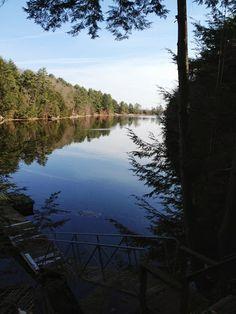 Lamprey River, Newmarket NH