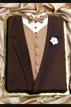 Groom cake idea's