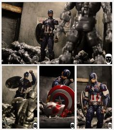 Avengers: Age of Ultron Check out the review here: https://www.youtube.com/watch?v=oGKYLkIKIZ8 For more, check out my Youtube Channel: www.youtube.com/advocate928 Check out some photos here: www.facebook.com/advocatereviews _____ #Marvel #Comics #ToyPhotography #Photography #ActionFigures #ACBA #AdvocatePinoy #Toys #Art #AgeofUltron #Avengers #CaptainAmerica