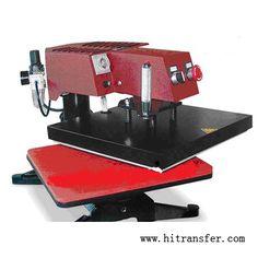 Pneumatic wobble heat press machine Printing Area (CM)20*30/38*38/40*50