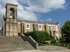 Antigua iglesia de Tapalpa, Jalisco, Mexico¡¡