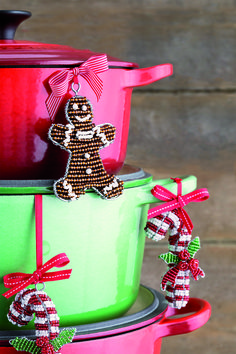 Christmas 2013 #navidad #lecreuset #cocottes