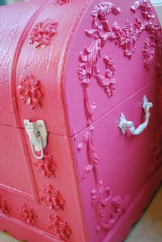 Girly Toy Chest