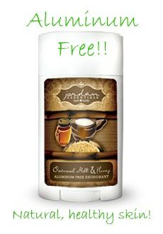 Jordan Essentials Aluminum Free deodorant is the healthy, natural choice for your skin...Plant based science removes odor & keeps your body functioning in a healthy way...Oatmeal Milk & Honey is our #1 best selling fragrance for only $12