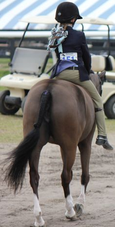 This will be my child, charles owens helmet, tailored sportsman, fancy pony....just needs her hair up and some tall boots :)