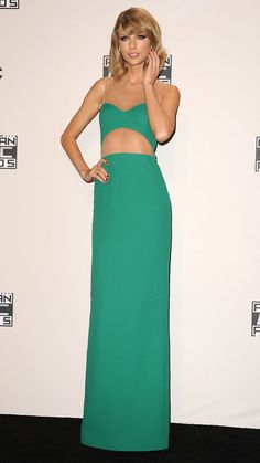 Who wore what this weekend: Best dressed at the American Music Awards via @stylelist
