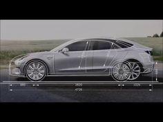Detalles exterior/interior Tesla Model 3 - MasQmotor