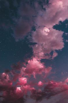 Beautiful cloud wallpaper for iphone 3 - SalmaPic Pink Clouds Wallpaper, Iphone Wallpaper Sky, Night Sky Wallpaper, Aesthetic Iphone Wallpaper, Wallpaper Backgrounds, Heaven Wallpaper, Wallpaper Pictures, Aesthetic Backgrounds, Aesthetic Wallpapers
