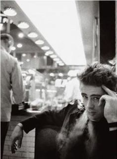 Dont be jealous my husband looks like James Dean! <3<3