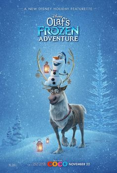 Olafs Frozen Advent