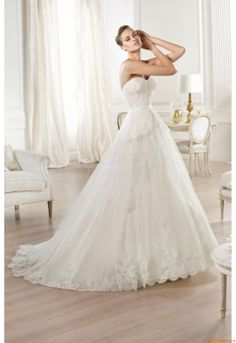Vestidos de noiva Pronovias Odone 2014