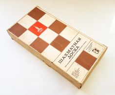 Vintage USSR Wooden Сhessboard Chess Case Olympic Games Moscow 1980 NEW! Hölzerne Сhessboard Olympische Schachspiele Moskau by Olympiad80 on Etsy