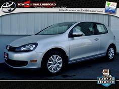 2011 Volkswagen Golf, 29,416 miles, $13,000.