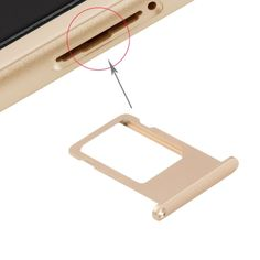 [$0.84] iPartsBuy for iPhone 6s Card Tray(Gold)
