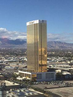 Trump International Hotel - Las Vegas www.findinghomesinhenderson.com #realestate #lasvegas