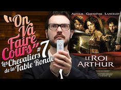 On va faire Cours #7 - Les Chevaliers de la Table Ronde [Les clichés de ...