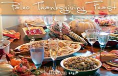 Our Paleo Thanksgiving Recipes
