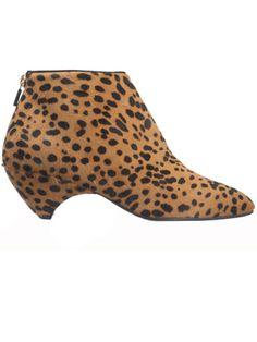 Kicking It: Shop Fall 2012's Top Trends in Boots - Wild Kingdom - Walter Steiger