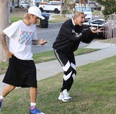 Justin Love, Justin Hailey, I Love Justin Bieber, Celebrity Couples, Celebrity Photos, Hailey Baldwin Model, Hayley Bieber, Justin Bieber Outfits, Zara Larsson
