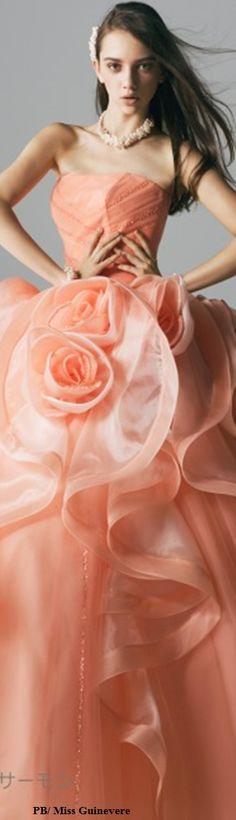 Peach Palette, Coral Blush, Shades Of Peach, Frou Frou, Just Peachy, Fashion Colours, Coral Fashion, Peach Colors, Coral Color