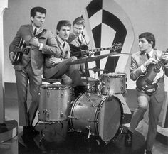 """One of the Beat (British Invasion) groups of course, """"The Sixties"""" features every available TV performance from 1963 - """"Later . 60s Music, Music Pics, Music Photo, Music Videos, Rock And Roll Bands, Rock N Roll, The Searchers Band, Gerry And The Pacemakers, Grunge"""