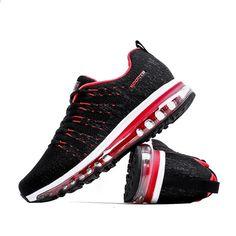 the latest b8133 c0941 New Men Air Running Shoes för kvinnor Märke Andningsskyddande Mesh Walking  Sneakers Athletic Outdoor Sports Training Shoes 1802