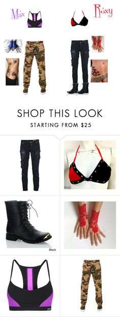 """Pretty Girl Swag"" by jay-angie ❤ liked on Polyvore featuring CYCLE, Marilyn Moda and OBEY Clothing"