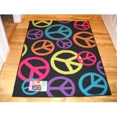 peace sign bedroom ideas for mac