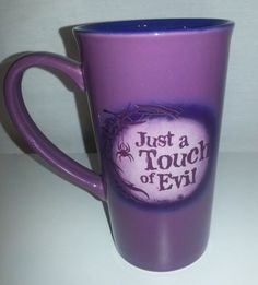 Disney Villains Collection Coffee Mug Cup Ceramic Evil Queen Snow White New | eBay