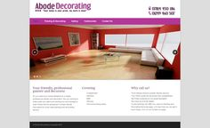 Decorator Website