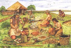 Bronze Age metal working