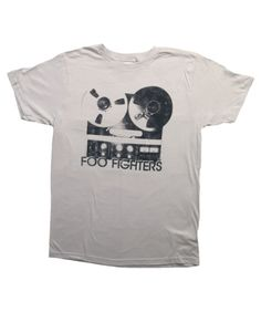 Foo Fighters Reel to Reel T-Shirt