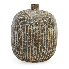 """CLAUDE CONOVER (1907 - 1994)Large glazed ceramic vessel, """"Auilic,"""" Ohio, 1970sSigned and titled"""