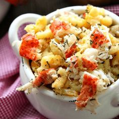 Lobster Mac And Cheese Ina Garten barefoot contessa lobster mac & cheese | recipe | barefoot