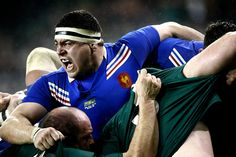 Guilhem Guirado, Irlande-France
