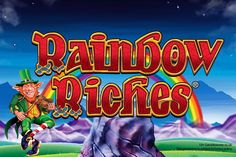 Play online slot game Rainbow Riches to win lots of cash prizes and riches on the go. Play now at Coinfalls casino!! #slots #casino Sign up to avail £5 now.   https://www.coinfalls.com/games/rainbow-riches/?tcode=socialVIP