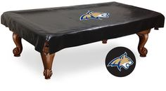 Use the code PINFIVE to receive an additional 5% discount off the price of the Montana State University Bobcats Billiard Table Cover
