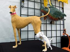 paper mache dog | Recent Photos The Commons Getty Collection Galleries World Map App ...