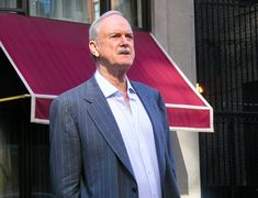 """John_Cleese_2008 - mistakes are not disastrously irrecoverable missteps, but ways of learning how to get things """"less wrong."""""""