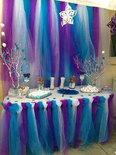 más y más manualidades: 11 ideas para decorar una fiesta usando tul