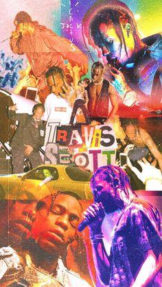 Travis Scott Iphone Wallpaper, Travis Scott Wallpapers, Rapper Wallpaper Iphone, Hype Wallpaper, Trippy Wallpaper, Cartoon Wallpaper Iphone, Iphone Background Wallpaper, Retro Wallpaper, Phone Backgrounds