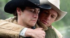 Jack Twist and Ennis Del Mar, Brokeback Mountain from The 59 Best Movie Couples of All Time  Two cowboys fall in love in the 1960s and continue their secret romance for more than two decades.