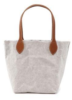 #Uashmama Totty grau moderne Handtasche aus Zellulose - Gefunden auf #KONTOR1710