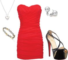 Date Night, created by stephaniegoods on Polyvore