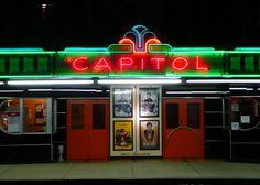 Capitol Cinemas in Princeton, Kentucky