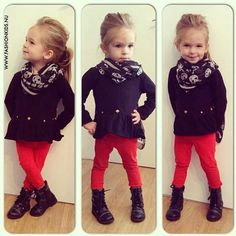 Man I wish Tayler was still little...I can see her in this....